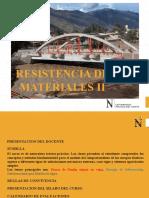Clase 01 resistencia de materiales