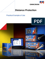 Example Distance Distance ENU Omicron