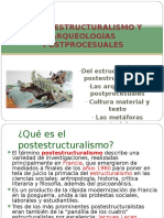 1632742524.7- Postestructuralismo y Arqueologías Postprocesuales