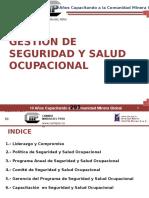 Gestion de Seguridad y Salud Ocupacional