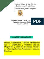 Quimica General 2008-1 Introduccin