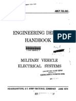 Military Vehicle Electrical Systems