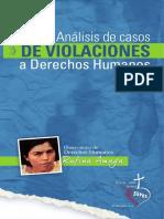 Análisis de Casos de Violaciones de DDHH