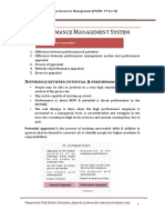 Notes on Performance Management System.pdf
