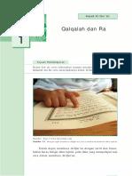 PAI Kelas 8. Bab 1. Qalqalah Dan Ra