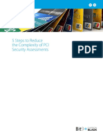 EGuide 5 Steps Reduce Complexity PCI Security Assessments Interactive