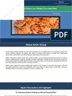 An Investment Guide for Setting up a Shrimp Processing Plant