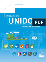 2021Introduction to UNIDO- Inclusive and Sustainable Industrial Development
