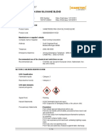 Ciclometicona Xiameter 0344 MSDS
