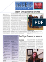 The Oredigger Issue 25 - May 3, 2010