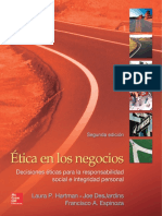 Ética en Los Negocios Libro NO CARGADO