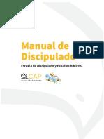 Guia General Académica de EDEB (Discipulado)