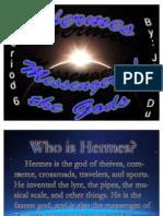 English Hermes Greek God Project - Jian Du - 6th Period
