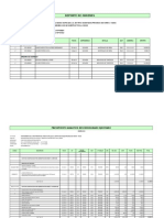 Informe Financiero Red Primaria