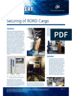 Securing Roro Cargo