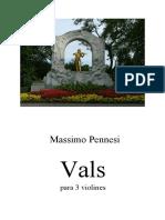 Vals violin