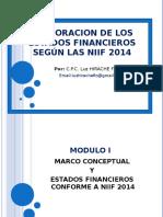 EEFF Conforme a Las NIIF 2014 (M-I)