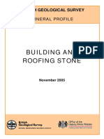 Comm Profile Building Roofing Stone