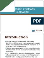 Software Company Islamabad