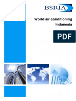 Indonesia World Market for Air Conditioning 2014 (Sample)