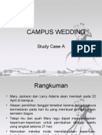 Campus Wedding