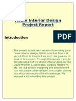 Web Design Project Report