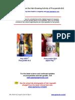 Procyanidin-B2-Apple Hair Growth