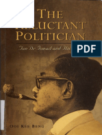 The Reluctant Politician