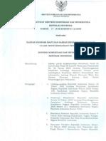 Permen Kominfo RI No. 39 Tahun 2008 tentang Daerah ekonomi Maju dan Daerah Ekonomi Kurang Maju dalam Penyelenggaraan Penyiaran