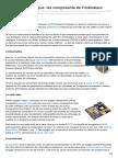 Cnetfrance.fr-matériel Informatique Les Composants de Lordinateur