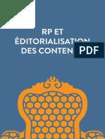 RP Et Editorialisation Des Contenus