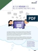 10 Conseils Pour Reussir Vos Campagnes de Marketing Par e Mail