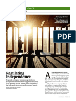 Independent Directors data journalism story