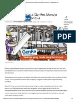 Generasi Berencana (GenRe), Menuju Generasi Emas Indonesia - KOMPASIANA