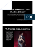 The World_s Happiest Cities