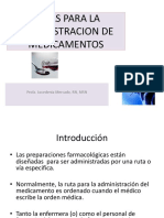 4 Rutas Para La Administracion de Medicamentos Completa3