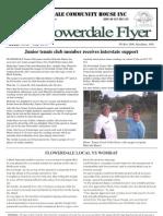 Flowerdale Flyer May 2010