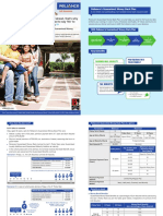 Reliance_Gauranteed Money Back Plan_Brochure