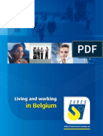 Working and Living in Belgium