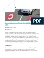 london congestion charge case study