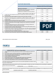 Aqms Standard Auditor Course Checklist