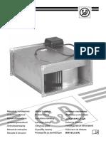 Instructiuni Folosire Ventilator ILB-ILT