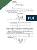 Examen Final control clasico 2015-2 fim uni