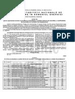 Tarife Emitere ATR,Certificate de Racordare,Avize de Amplasament