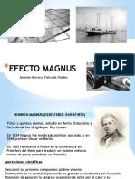 Efecto Magnus