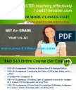 PAD 510 MASTER teaching effectively / pad510master.comr