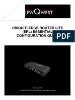 Edge Router Lite Essential Configuration Guide