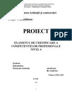 Atestat - Competențele mediului extern și impactul lor asupra activității firmei