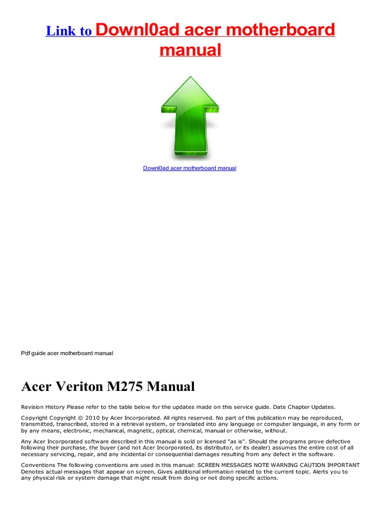 Living mercenaries forum 3. 0 • view topic acer veriton ethernet.