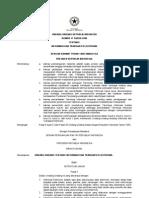 UU No.11 Tahun 2008 Tentang Informasi Dan Transaksi Elektronik